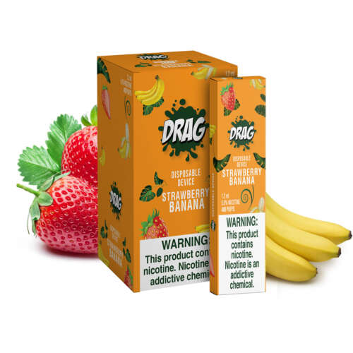 Strawberry Banana Disposable
