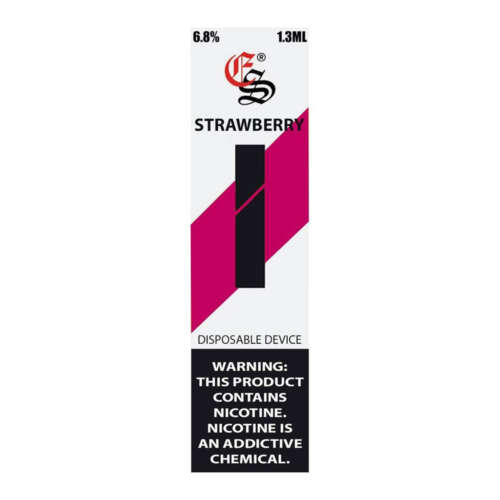 Eon Strawberry Disposable Device