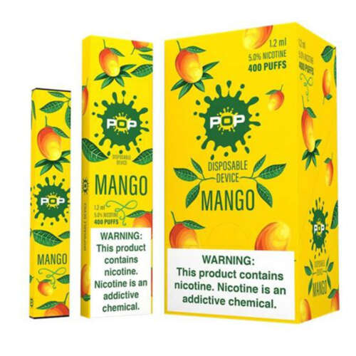 Pop Mango Disposable Device