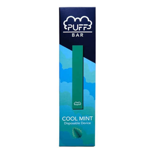Puff Bar Cool Mint Disposable