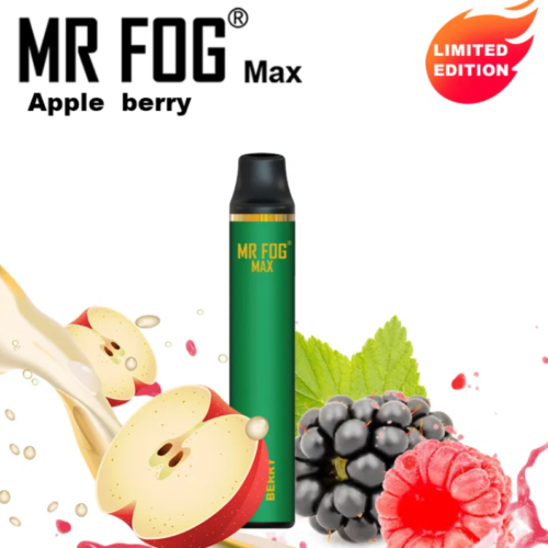 Mr. Fog Max Apple Berry