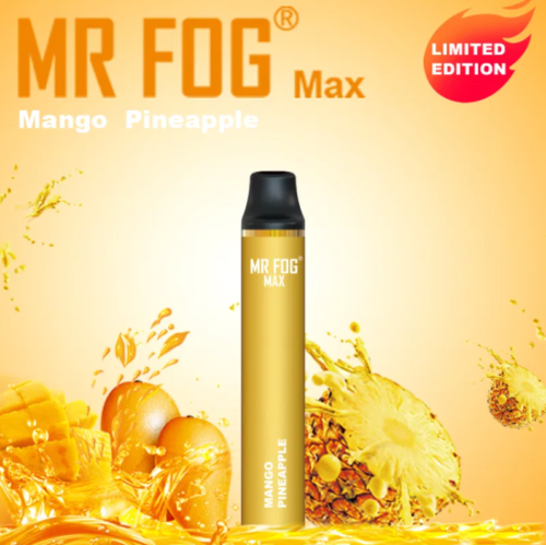 Mr. Fog Max Mango Pineapple