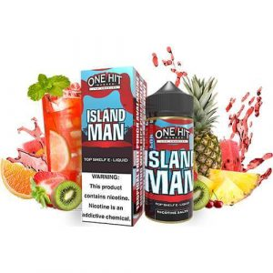 One Hit Wonder Island Man E-Liquid