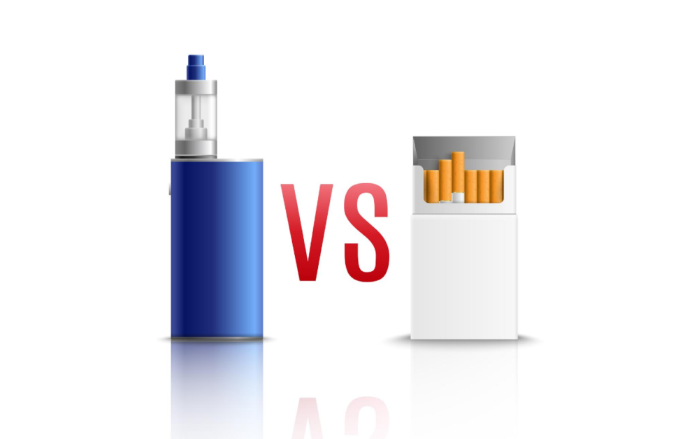 vaping vs. smoking: Which is safer?