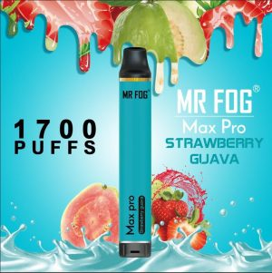 Mr. Fog Max Pro Strawberry Guava
