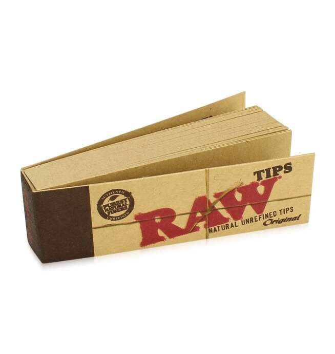 Raw Tips Single Pack