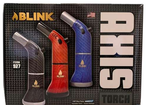 Blink Torch Axis