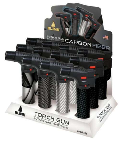 Blink Torch Carbon Fiber