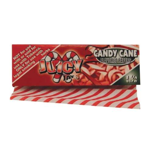 Juicy Jay Candy Cane Individual